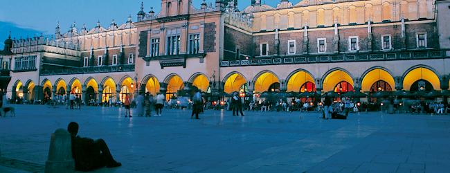 Beste Spielothek in Krakau finden