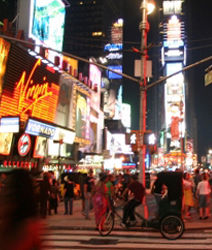 New York – Times Square